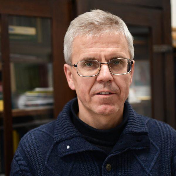Doc. dr. Artūras Lukaševičius